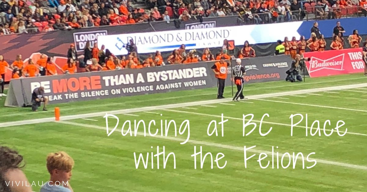 Junior Felions at BC Place